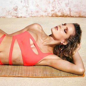 7b87932b51 Agent Provocateur Swim - Agent Provocateur LEXXI Bikini NWT Coral